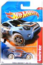 Hot Wheels - Toyota RSC: Thrill Racer-Ice '11 #4/6 - #195/244 *Blue Edition* - $3.50