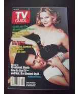 TV Guide 1868~Jan 14, 1989~'Moonlighting' mess~Richard Nixon~Delta Burke... - $12.82