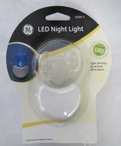 GE 11255 Light Sensing LED Elephant Design Night Light - $2.72