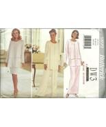 Butterick Sewing Pattern 3899 Womens Evening Skirt Top Pants 8 10 12 New - $9.99