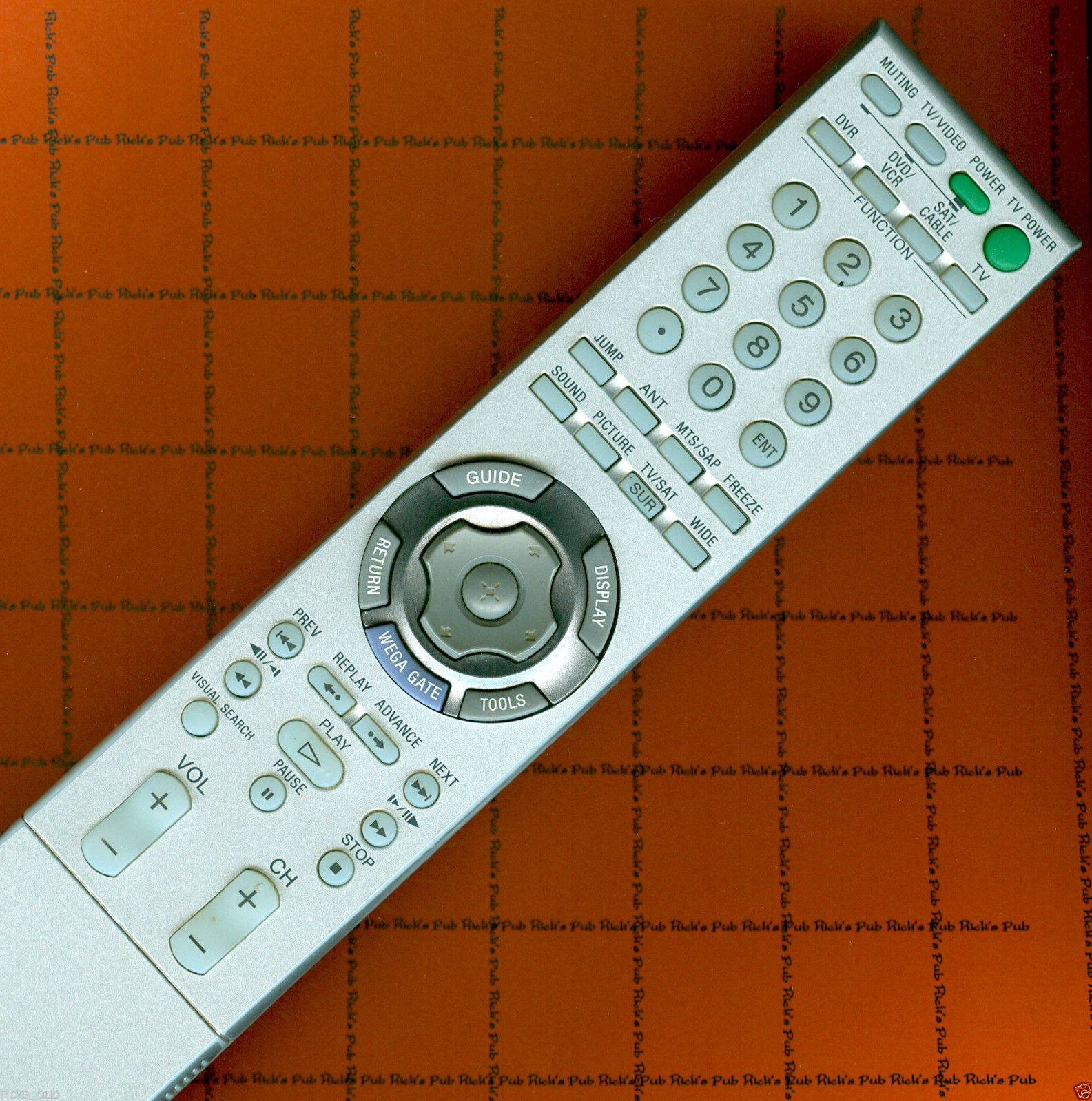 Sony RM YD003 Tv Remote ✚ Manual KDF E42A10 And Similar Items