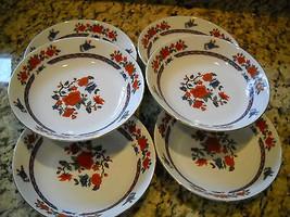 6 Crown Ming Old Imari Jian Shiang Soup Cereal ... - $38.71