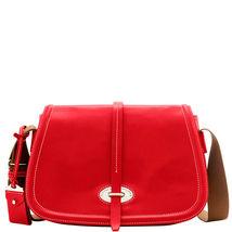 Dooney & Bourke Florentine Red Italiaen Leather... - $659.99