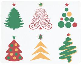 Vance 15 X 12 Christmas Trees Surface Saver Temprd Glass Cutting Board, ... - $29.99