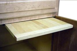 Vance 18 in. x 22 in. EZ Slide N Store Wood Cutting Board | 8EZ1822WB - $74.99
