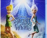 Secret Of The Wings Disney Blu-ray + DVD New Sealed Set