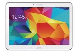 New Samsung Galaxy Tab 4 SM-T530WAXAR 16GB Wi-Fi 10in White - $249.00