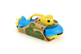 The Original Green Toys Submarine (Colors May Vary) - $14.84