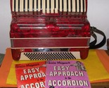 120 Bass Bertini Lux Accordion A1 Condition All Original With Case