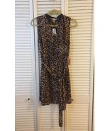 NWT Forever 21 Leopard Dress Size M - $19.79