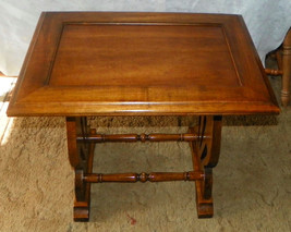 Mahogany Side Table / End Table  - $299.00