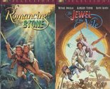 ROMANCING THE STONE / THE JEWEL OF THE NILE - 2 VHS TAPE COLLECTION [VHS Tape]