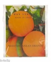Wax Lyrical Mediterranean Orange Mini Scented S... - $2.41