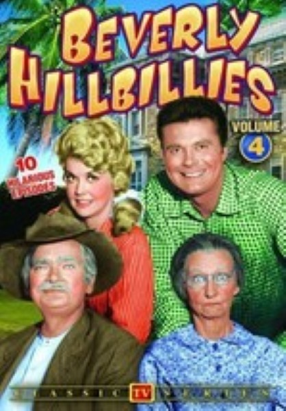 Beverly Hillbillies - Volume 4 Dvd