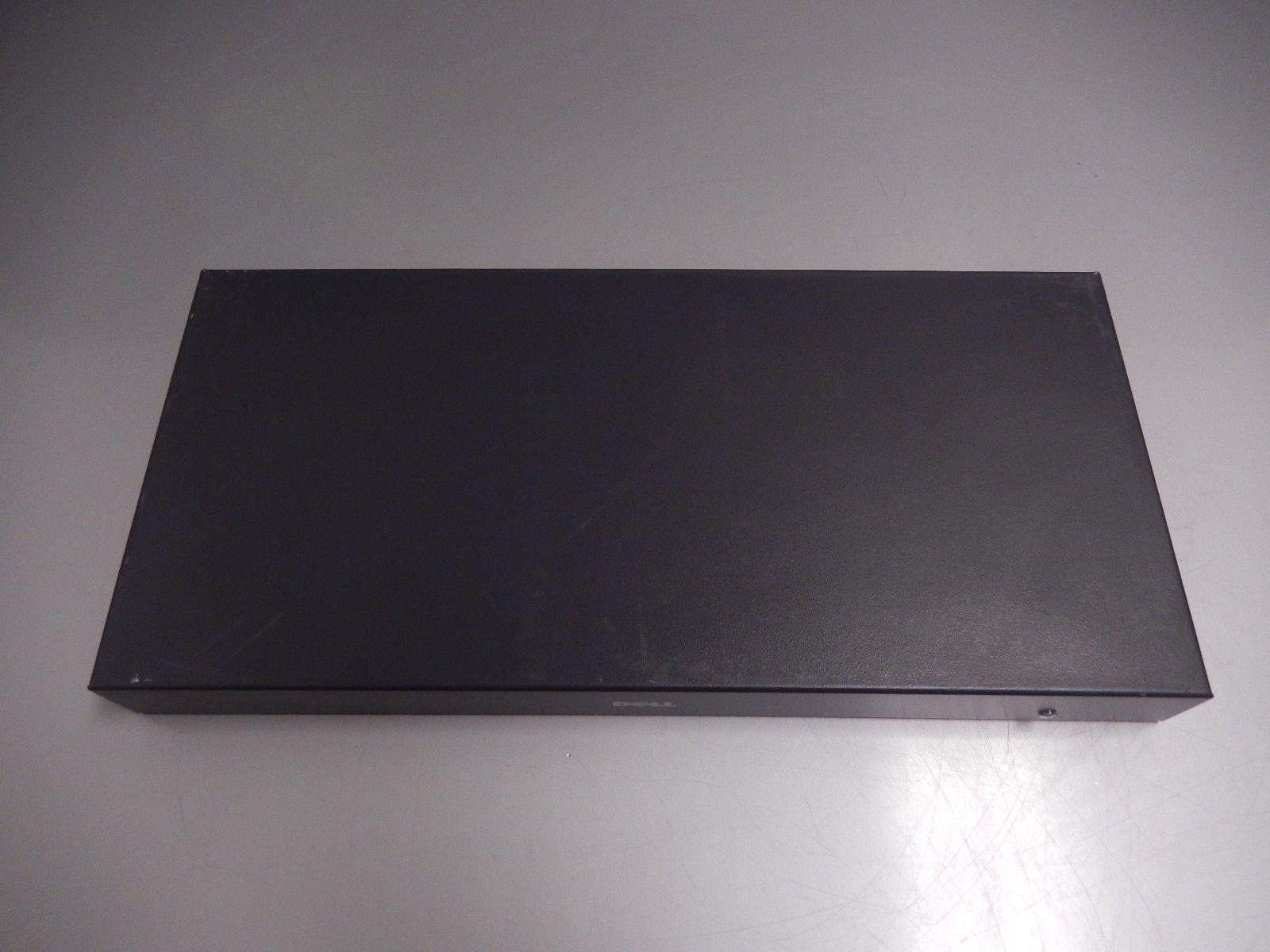 Dell Poweredge 582RR 36YRJ 16 Port PS 2 KVM Switch Box NO RACK EARS