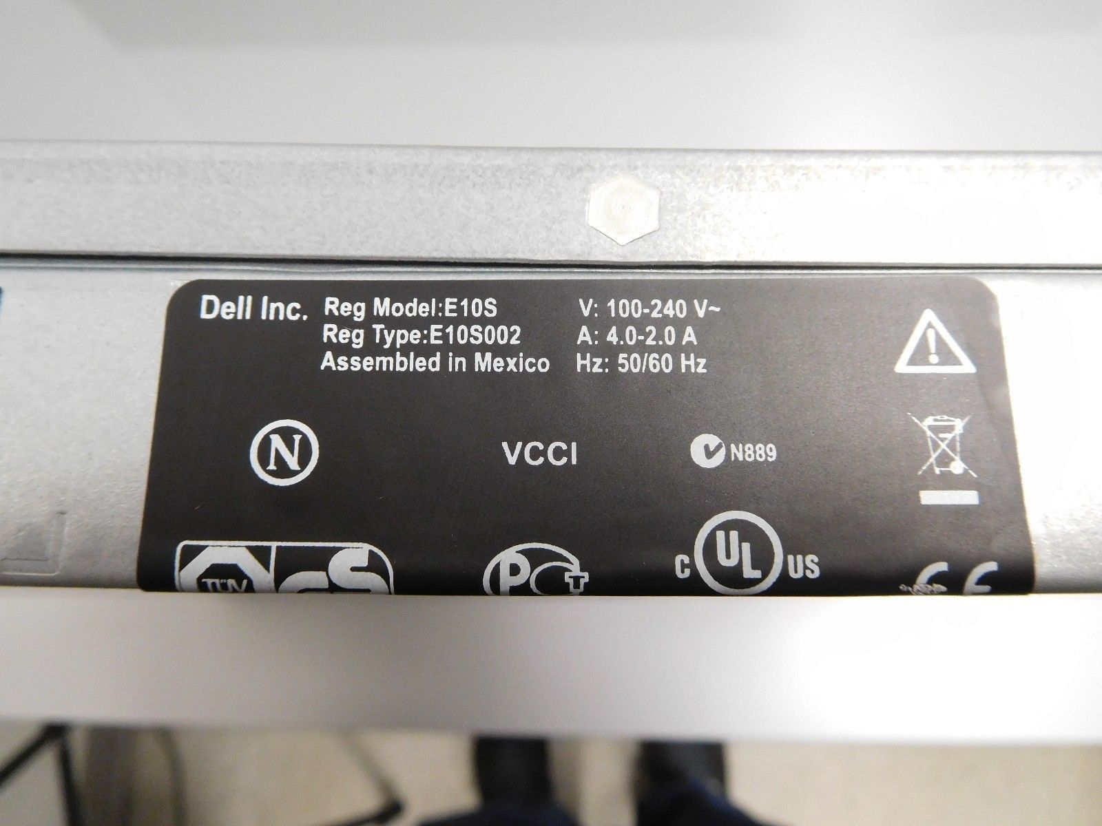 ShoreTel Server Appliance 100 Dell E10S 77FRW Server NO RAIL KITS INCLUDED image 5