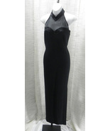 DayMor Couture Black Maxi 90's Cocktail/Evening... - $99.99