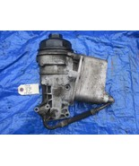 2008 Volvo XC70 3.2 oil filter housing with cooler engine motor OEM 6G9N... - $149.99