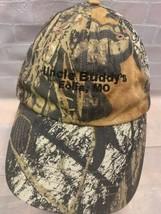 Tío BUDDY'S Eolia Mo Missouri Ciervo Campamento 2005 Ajustable Adulto Gorra - $13.54