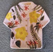 Jamaica Joe Pink Hawaiian Shirt Plate by Cape Craftsmen - $14.24