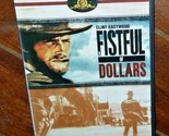 A Fistful of Dollars (DVD, 2006, Western Legends) BRAND NEW SEALED Free Shipping
