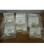 Set of 6- Square D QO-1PL 51907 Handle Padlock Bracket  for QO & Q1 Brea... - $50.00