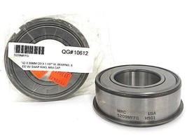 LOT OF 2 NEW MRC 5209MFFG-H501 BALL BEARING DOUBLE ROW 45MM BORE 85MM OD image 1