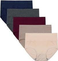 Innersy Women Tummy Control Underwear Postpartum High Waisted Flattening... - $37.97