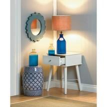 Blue Sunburst Wall Mirror - $43.99