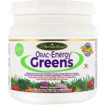 Best Superfood Formula Paradise Herbs, ORAC-Energy Greens, 12.8 oz (364 g) - $65.99