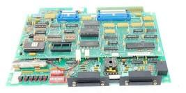 GE FANUC IC600-BF944K 12K ASCII I/O MODULE 44A717587-G01 W/ 44A717588-G01 BOARD