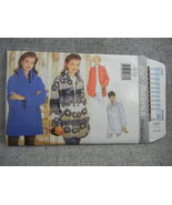 Misses 6-14 Top Pull over or Button Up Neckline variations  Butterick 42... - $6.00