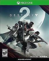 Destiny 2 - Xbox One Standard Edition New - $48.61