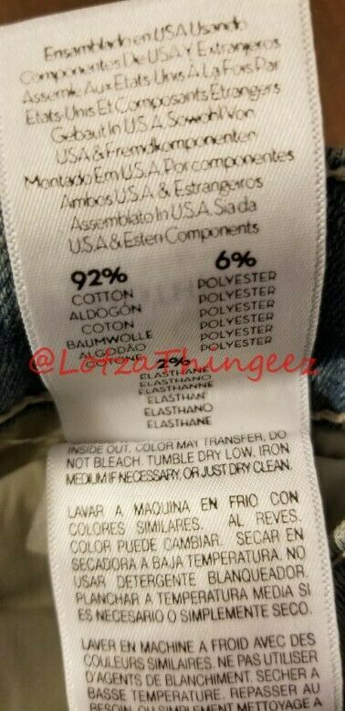 """MOTHER The Lace Up Dazzler High Waist Ankle Straight TINGE Jeans 28x26"""" NEW $238"""