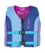 Onyx Shoal All Adventure Youth Paddle & Water Sports Life Jacket - Blue - $59.03