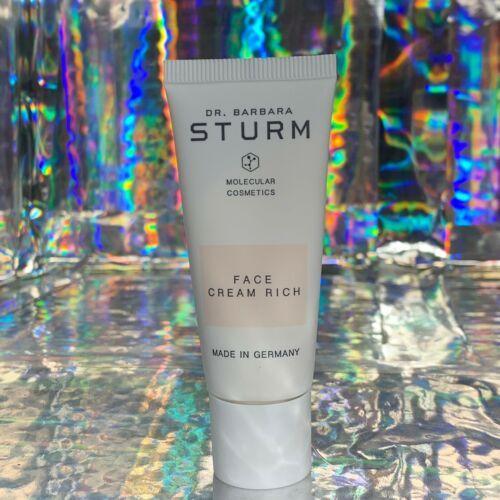 NWOB Dr. Barbara Sturm FACE Cream RICH 20mL Value $92&tax