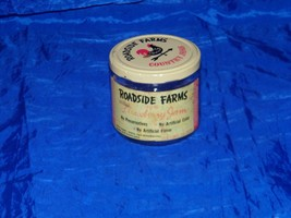 Vintage Roadside Farms Country Jams Strawberry Jam Jar w/ Lid 18665 - $7.24