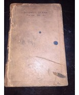 1890 Law Book Kentucky Reports Vol 90 1890 Rare Lawyers Estate Find - $74.79