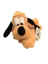 "Pluto Disney Parks Exclusive New With Tags Green Collar 9"" Stuffed Plush... - $22.00"