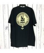 Hard Rock Cafe Hotel Casino Biloxi Mississippi Black T-Shirt Guitar Mens XL - $13.99