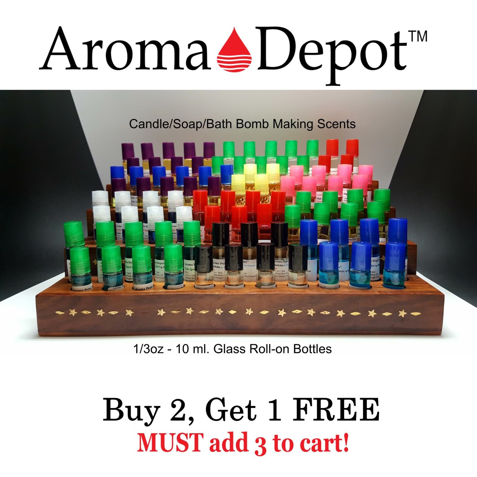 5143864b86f00 Aroma Depot Fragrance Body Oil Candle Soap and 50 similar items