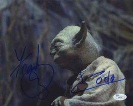 Frank Oz 'Yoda' Signed 8x10 Photo Certified Authentic JSA COA - $395.99