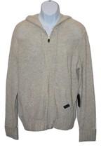 "Rocawear ""Blak"" Sweater Hoodie (Oatmeal Color) Urban Clothing Line (NWT)... - $27.99"