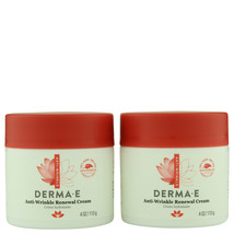 Derma E Anti-Wrinkle Renewal Cream 2 ct 4 oz  - $26.12