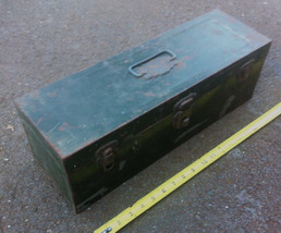 vintage Union Utility Chest distressed TOOL BOX steampunk carpenters - $24.00