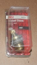 Faucet Stem NIB Ace Hardware 44216 Repcal Style Hot A1-2UH 96K - $6.89