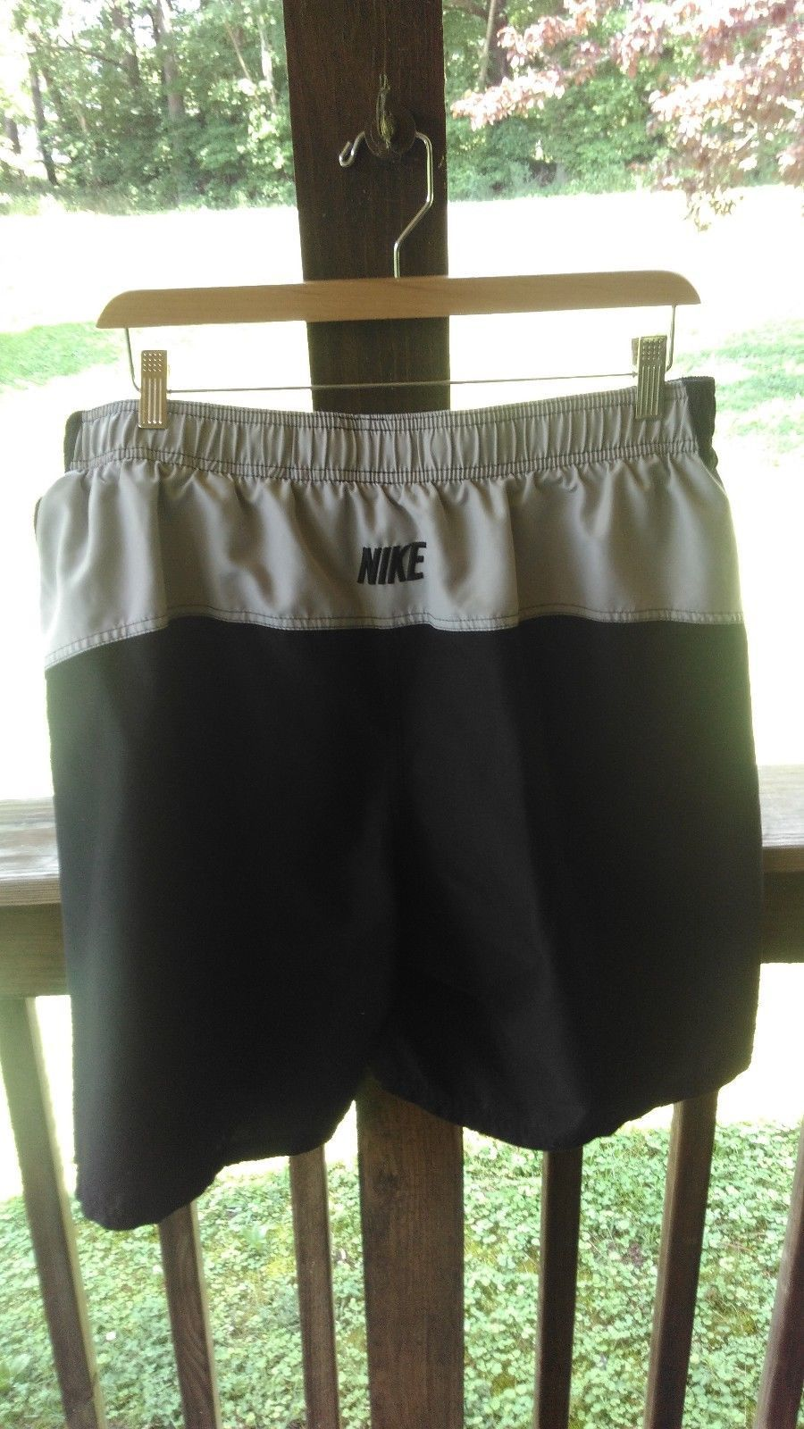 260f871079645 NIKE Men s Black Polyester Swimwear Swim and 50 similar items