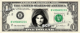 OLIVER GREEN Arrow on a REAL Dollar Bill Cash Money Collectible Memorabi... - $7.77