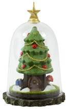 Gnome for the Holidays 2016 Hallmark Ornament - Christmas Tree Glass Dom... - $24.01