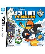 Club Penguin: Elite Penguin Force: Herbert's Revenge [Nintendo DS] - $2.90